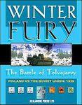 Board Game: Winter Fury: The Battle of Tolvajärvi 1939
