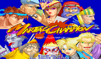 Video Game: Martial Champion