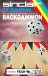 Video Game: Backgammon (ZX Spectrum)