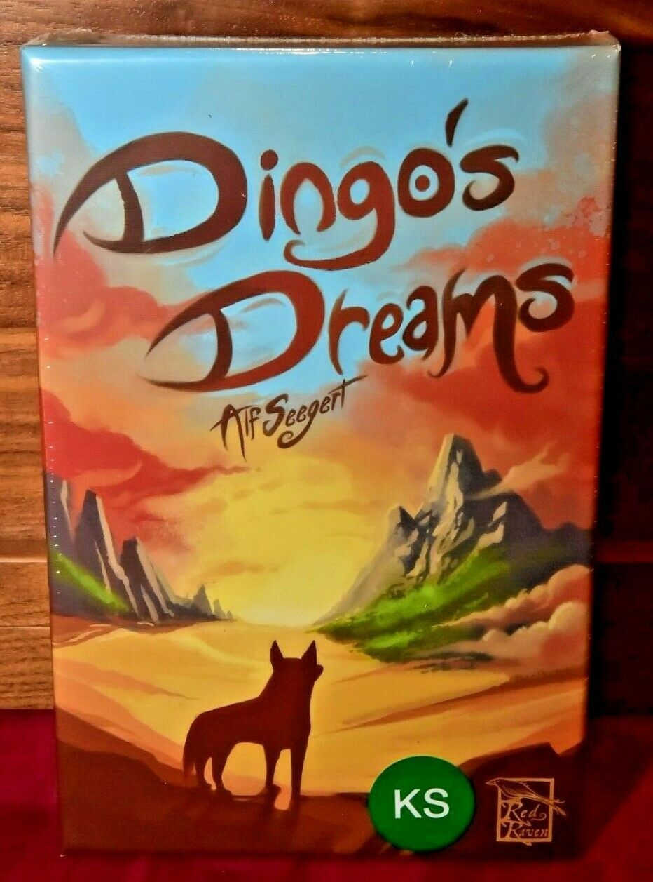 Dingo's Dreams: Kickstarter Edition