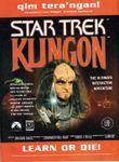 Video Game: Star Trek: Klingon