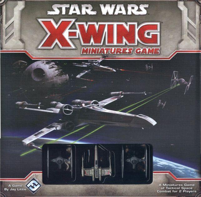 Star Wars X Wing Miniatures Game Board Game Boardgamegeek