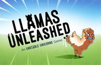 Board Game: Llamas Unleashed