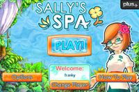 Video Game: Sally's Spa