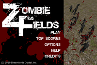 Video Game: Zombie Fields