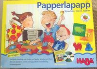 Board Game: Papperlapapp