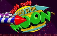 Video Game: Putt-Putt Goes to the Moon