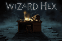 Video Game: Wizard Hex