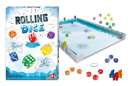 Board Game: Rolling Dice