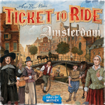 Board Game: Ticket to Ride: Amsterdam