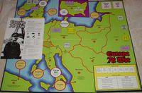 Board Game: Europe at War