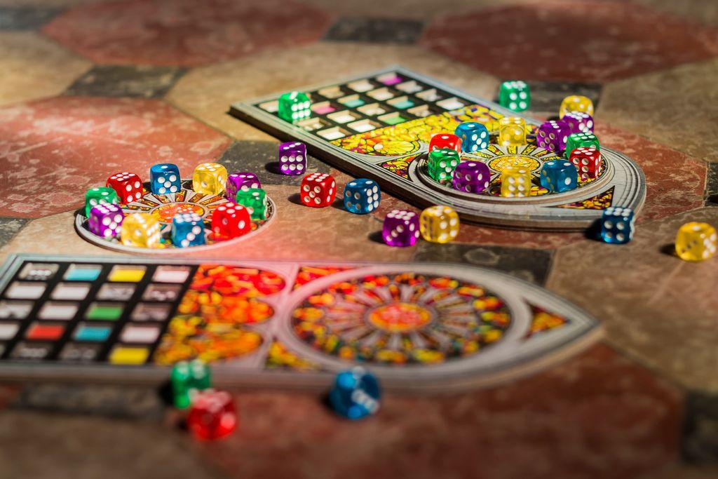 Board Game: Sagrada: 5-6 Player Expansion