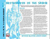 RPG Item: Brotherhood of the Spider