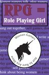 Issue: RPG = Role Playing Girl (Issue 1 - Aug 2009)