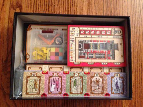 Board Game: Bruxelles 1893