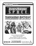 RPG Item: Transhuman Mysteries