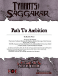 RPG Item: ToS1-05: Path To Ambition