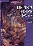 RPG Item: Demon God's Fane (Second Edition)