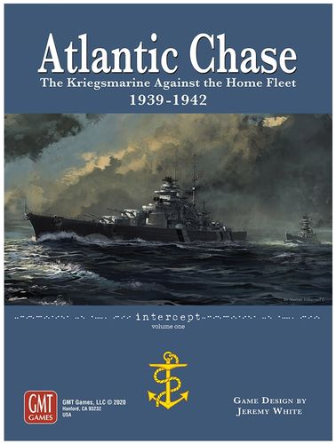 Board Game: Atlantic Chase