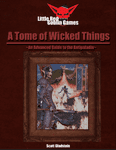 RPG Item: A Tome of Wicked Things