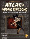 RPG Item: Atlas of the Young Kingdoms, Vol. 1: The Northern Continent