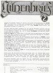 Issue: Gildenbrief (Issue 2 - 1985)