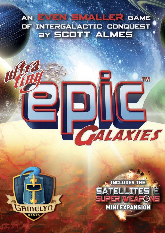 Ultra-Tiny Epic Galaxies