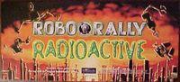Board Game: RoboRally: Radioactive