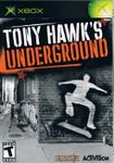 Video Game: Tony Hawk's Underground