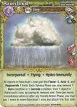 Board Game: Mage Wars: Raincloud Promo Card
