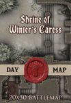 RPG Item: Shrine of Winter's Caress - Day Map