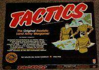 Board Game: Tactics (25th Anniversary Edition)