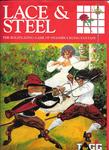 RPG Item: Lace & Steel