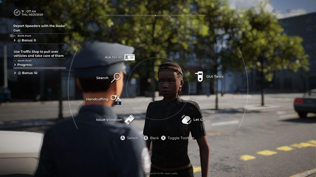 Video Game: Police Simulator: Patrol Officers