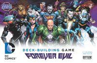 Board Game: DC Comics Deck-Building Game: Forever Evil