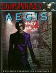 RPG Item: AEGIS Handbook