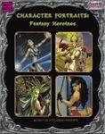 RPG Item: Character Portraits: Fantasy Heroines