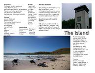 RPG Item: The Island
