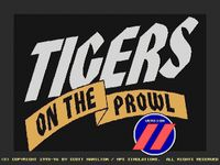 Video Game: Tigers on the Prowl II