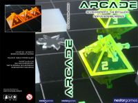 Board Game: Arcade: Reinforcements – The Artillery