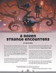 RPG Item: A Dozen Strange Encounters