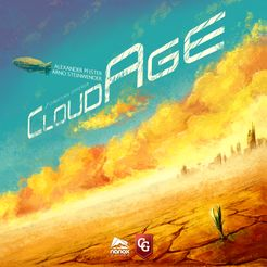 CloudAge Cover Artwork