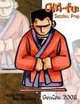 RPG Item: GM-fu: Session Prep
