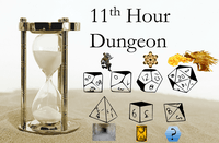 Board Game: 11th Hour Dungeon