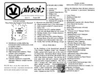 Issue: Phasic (Issue 1 - Aug 2008)