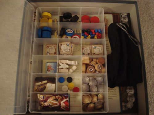 Board Game: Vasco da Gama