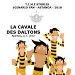 Board Game: La Cavale des Daltons (fan expansion for T.I.M.E Stories Revolution)