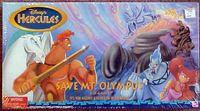 Board Game: Hercules Save Mt. Olympus 3-D Game
