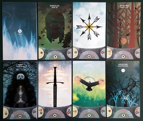Board Game: Odin Quest