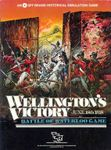 Board Game: Wellington's Victory: Battle of Waterloo Game – June 18th, 1815